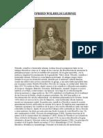 Gottfried Wilhelm Leibniz-obras