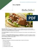 Recetasarabes.com-Falafel Receta Autntica y Original