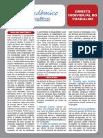 RESUMO. DIREITO DO TRABALHO - INDIVIDUAL.pdf