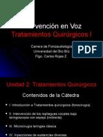 4.-Tratamiento Quirurgico I