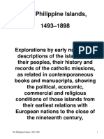 The Philippine Islands, 1493-1898 — Volume 23 of 551629-30Explorations by early navigators, descriptions of the islands and their peoples, their history and records of the catholic missions, as related in contemporaneous books and manuscripts, showing t by Various