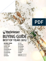 Wine Enthusiast Buying Guide 2012