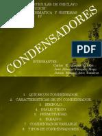 CONDENSADORES (2)