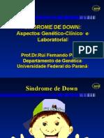 03 A Criança com a Síndrome de Down