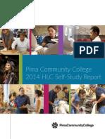 PCC HLC Probation Self-Study Report