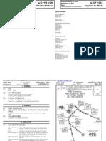 Ahmedabad airport charts