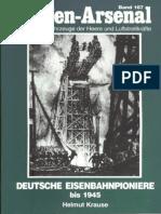 Waffen Arsenal - Band 167 - Deutsche Eisenbahnpioniere bis 1945