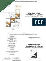 Como Descrever Documentos de Arquivo_ARQUIVO DO ESTADO de SP