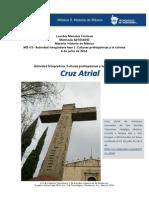 Culturas Prehispánicas y La Colonia INTEGRADORA UNO