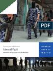 Palestinian Abuses in Gaza During Hamas-fatah War