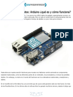 Arduino Hardware Para Novatos