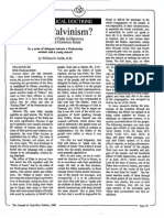 1988 Issue 10 - What is Calvinism?