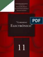 30 Claves - 11 Gobierno Electrónico