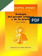 Teologia Del Pecado Original y de La Gracia Ladaria Luis F
