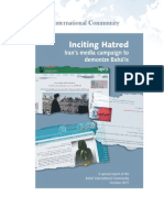Inciting Hatred Book