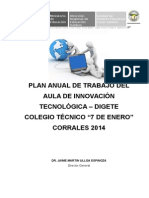 PLAN_DIGETE+UGEL operativo