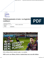 FIFA 14 iPhone, iPad & Android_ Le Guide – Les Contrôles _ Trucs Et Astuces - Tips _ Softonic