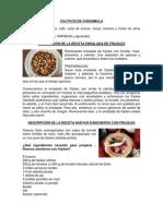 10 Recetas Con Ingredientes de Chiquimula