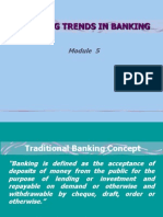 Emerging Trends in Banking