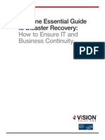 The One Essential Guide to Disaster Recovery - 2014 Vision Solutions.pdf