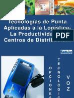 juan esteban jaramillo - tecnologas de punta aplicadas a la logstica - la productividad en centros de distribucin
