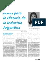 Industrialización Argentina 1º Parte