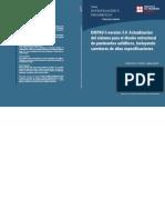 Actualización Del Sistema Para El Diseño Estructural de Pavimentos Asfálticos, Incluyendo Carreteras de Altas Especificaciones