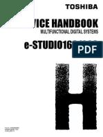 Toshiba e Studio 163 203 Service Handbook