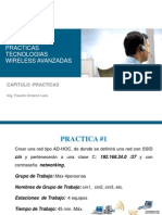 Capitulo a- Practicas Wireless
