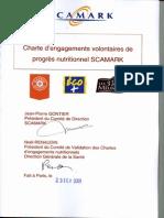 Scamark Charte Publique