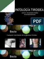 PATOLOGÍA TIROIDEA