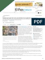 Conozca Por Qué Cali Se Ha Convertido en La Ciudad de Las Invasiones - Diario El Pais