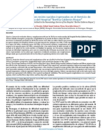Uso de CPAP Nasal en Recién Nacidos Ingresados en El Servicio de Neonatología Del HBCR