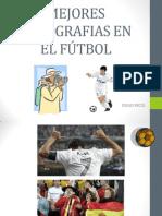 Mejores Fotografias en El Fútbol