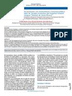 Manejo y evolución de pacientes con traumatismo craneoencefálico severo en las Unidades de Terapia Intensiva del Hospital Infantil de Nicaragua