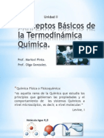 Conceptos Básicos de La Termodinámica Químicadiaposi