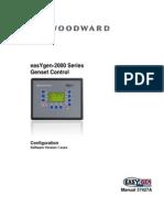 Configuration Manual Easygen 2000 Series