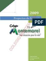 Proyectos de Primaria Colegio Montemorel