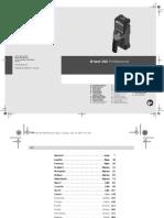 Wallscanner d Tect 150 Professional Manual