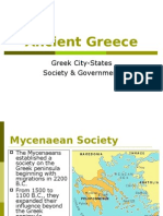 Ancient Greece - Greek city-states, society & government