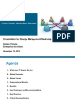 2. Global Shared Services Best Practices