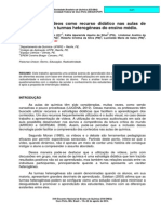 Utilização de Vídeos Como Recurso Didático Nas Aulas de Radioatividade Em Turmas Heterogêneas Do Ensino Médio. 530_1456_1402429883