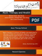 music therapy pp nurs317