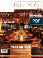 Bali & Beyond Magazine August 2014