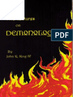Five Lectures on Demonology