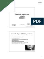 03 Dermatitis Aguda Infancia Presentacion