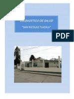 Dx de Salud de San Nicolas Tlazala 2012 Final Final (1)