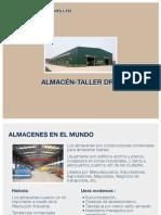 Almacén-Taller DRM
