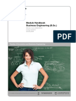 Module of Business Engineering