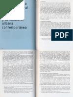 Notas Para Una Historia Cultural Entre La Incertidumbre y La Condicion Urbana Contemporánea